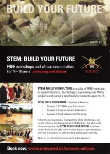 Army STEM promo