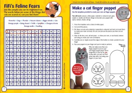 cats protection key stage 1 booklet