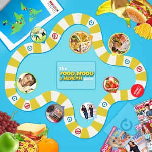 Food Mood and Health game