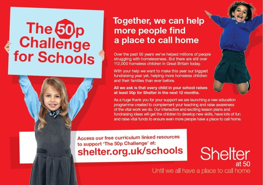 Shelter for schools
