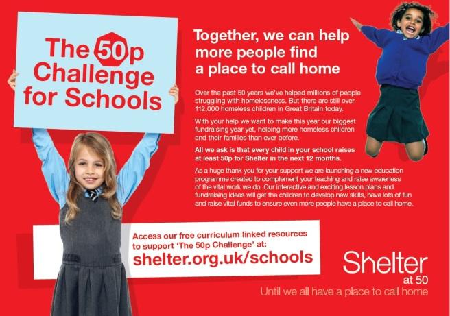 Shelter for schools